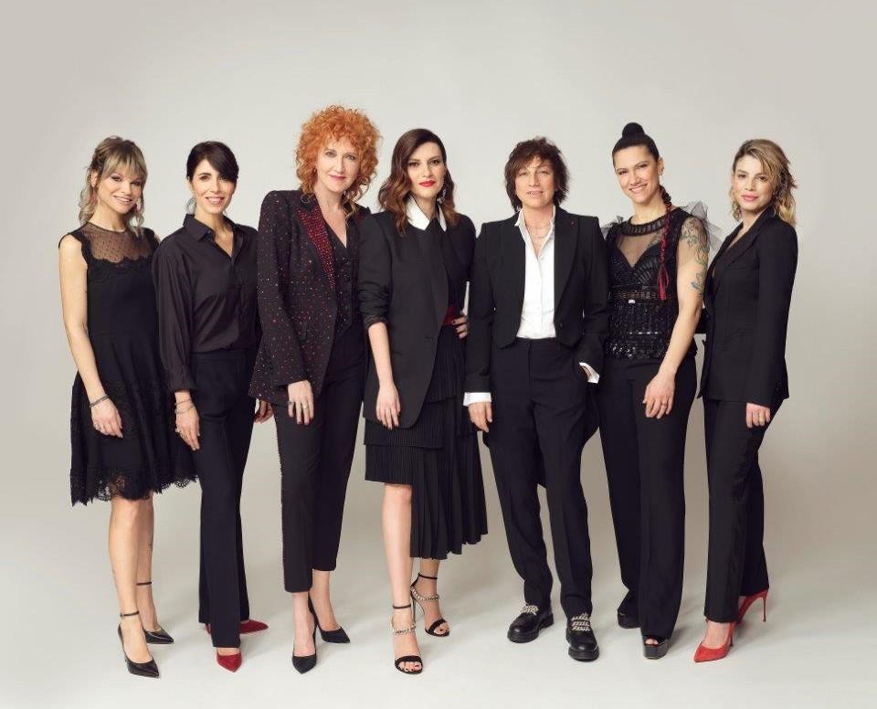 7 donne - AcCanto a te, su Rai3 per rivivere i concerti di Mannoia, Emma, Amoroso, Giorgia, Elisa, Nannini e Pausini zerkalo spettacolo