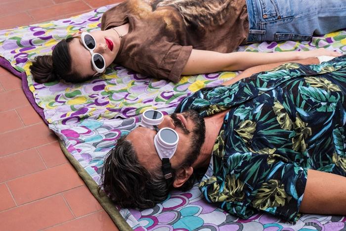 Istmo, su Chili il film con Michele Venitucci e Caterina Shulha zerkalo spettacolo