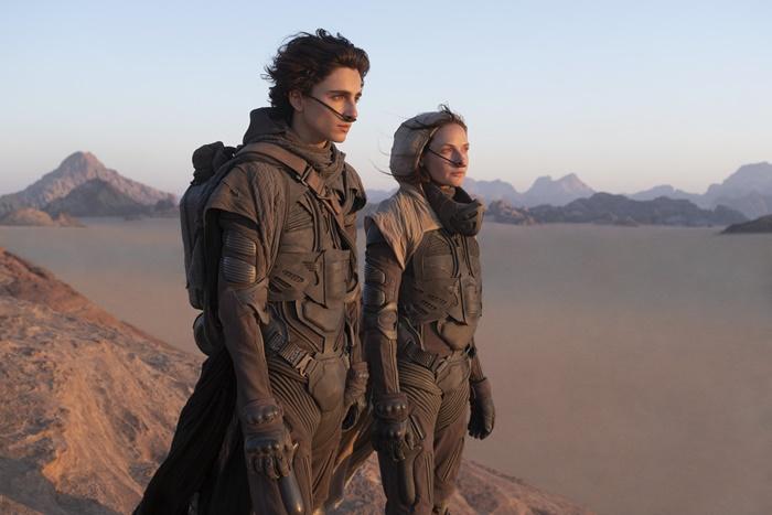 Dune, prime immagini del film di Denis Villeneuve tratto dal best seller di Frank Herbert zerkalo spettacolo