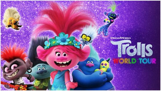 Trolls World Tour, Home Première per il sequel del musical d'animazione della DreamWorks ZERKALO SPETTACOLO