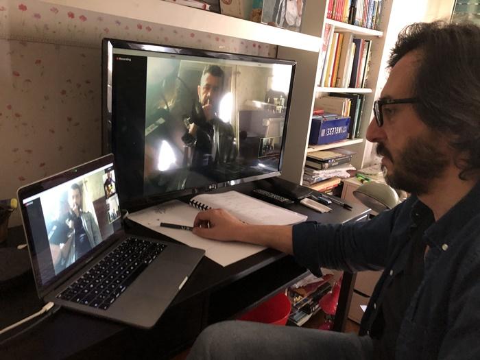 Il Giorno e la Notte, lo smart film di Daniele Vicari in tempi di Covid-19 zerkalo spettacolo