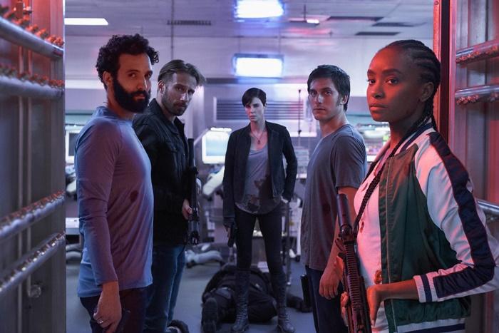 The Old Guard, su Netflix il cinecomic con Charlize Theron e Luca Marinelli zerkalo spettacolo