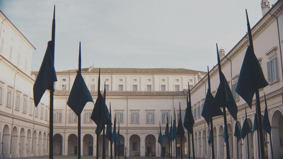 Dentro il Quirinale, con Francesco Pannofino un viaggio nel Palazzo degli Italiani zerkalo spettacolo