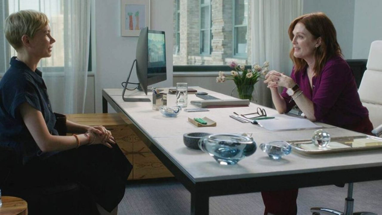 MioCinema, arrivano Dopo il matrimonio e una selezione di film con Julianne Moore e Michelle Williams zerkalo spettacolo