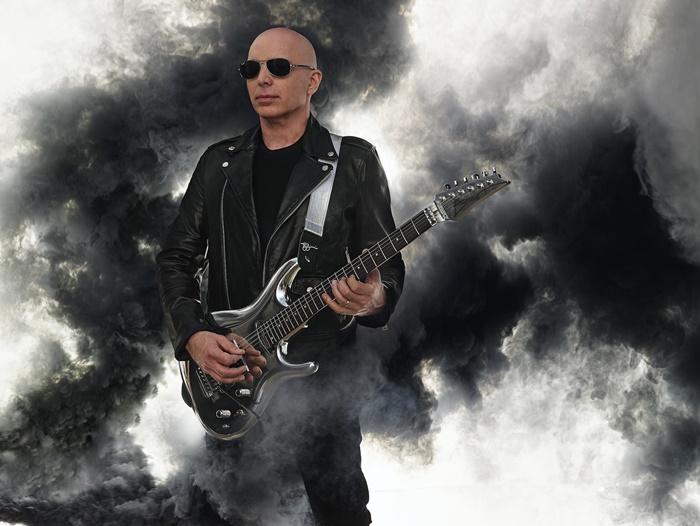 Joe Satriani, la nuova data del concerto a Roma del The Shapeshifting Tour zerkalo spettacolo
