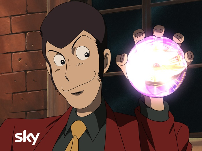 Sky, maratona non-stop con i film animati più belli su Lupin III zerkalo spettacolo