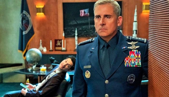 Space Force, cosa sappiamo della nuova serie originale Netflix con Steve Carell zerkalo spettacolo