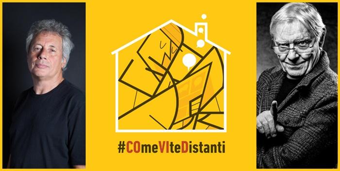 Il Fumetto italiano per l'INMI Lazzaro Spallanzani: Baricco e Manara partecipano al progetto COme VIte Distanti zerkalo spettacolo