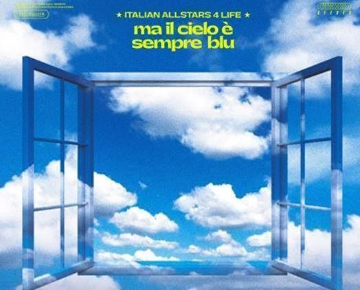 Ma il cielo è sempre più blu, oltre 50 star della musica italiana per la Croce Rossa Italiana zerkalo spettacolo