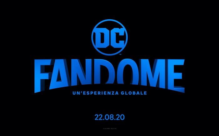 DC FanDome, il più grande raduno di talent, annunci e rivelazioni di contenuti nella storia della DC zerkalo spettacolo
