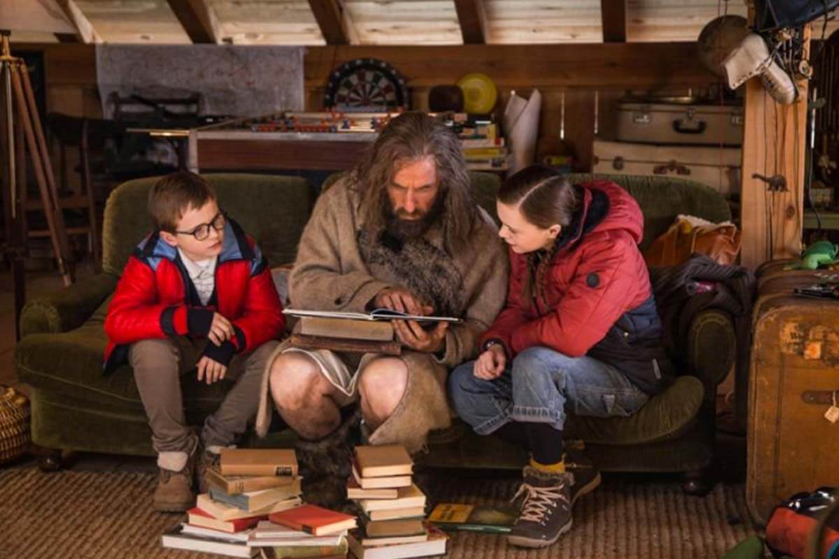 Ötzi e il mistero del tempo, su RaiPlay il family con Michael Smiley e Alessandra Mastronardi zerkalo spettacolo