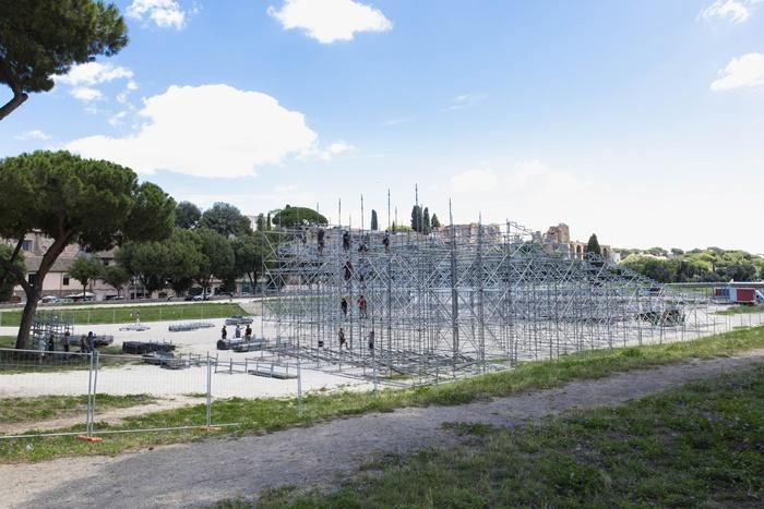 L'Opera al Circo Massimo, ospiti e programma completo zerkalo spettacolo