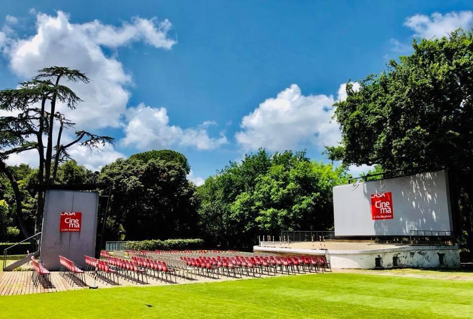 Caleidoscopio 2020, il programma della stagione estiva della Casa del Cinema zerkalo spettacolo