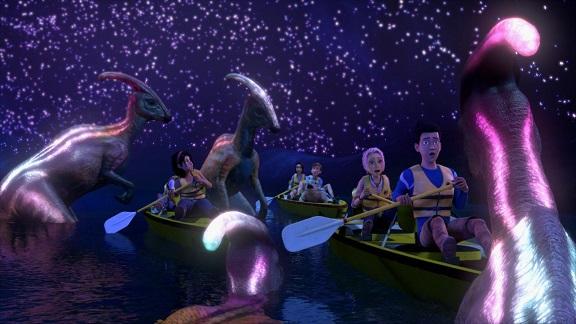 Jurassic World: Nuove avventure, immagini e data di uscita della nuova serie animata di Netflix zerkalo spettacolo