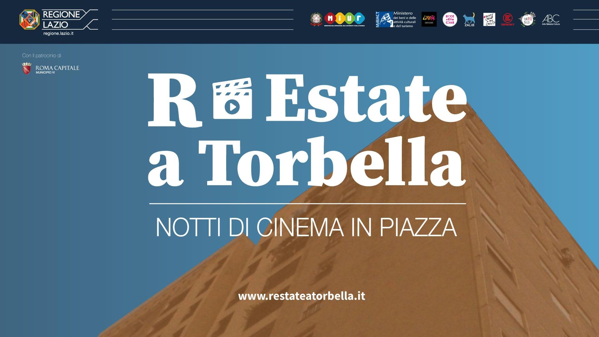 R-Estate a Torbella 2020, il programma dell'arena cinematografica all'aperto zerkalo spettacolo