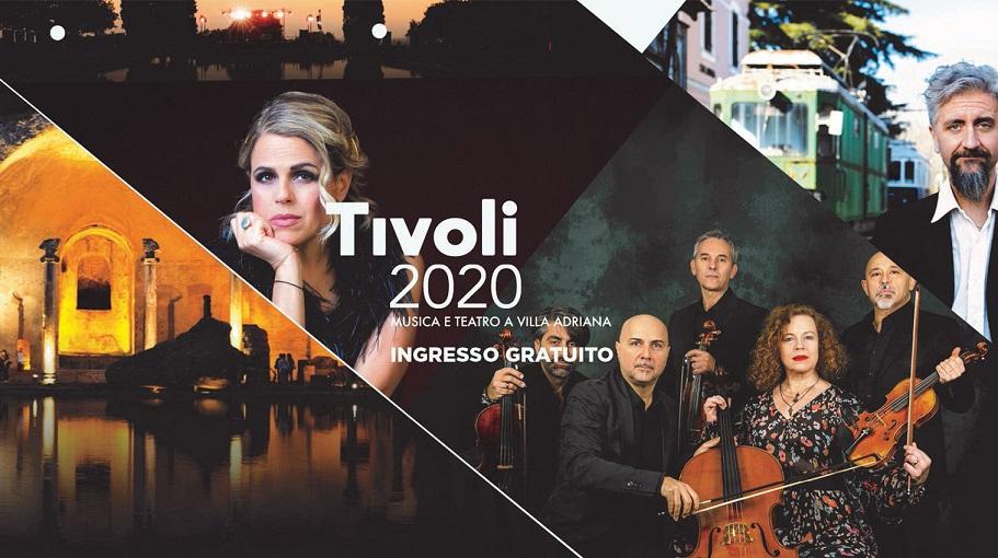 Tivoli 2020 - Musica e Teatro a Villa Adriana, il programma zerkalo spettacolo