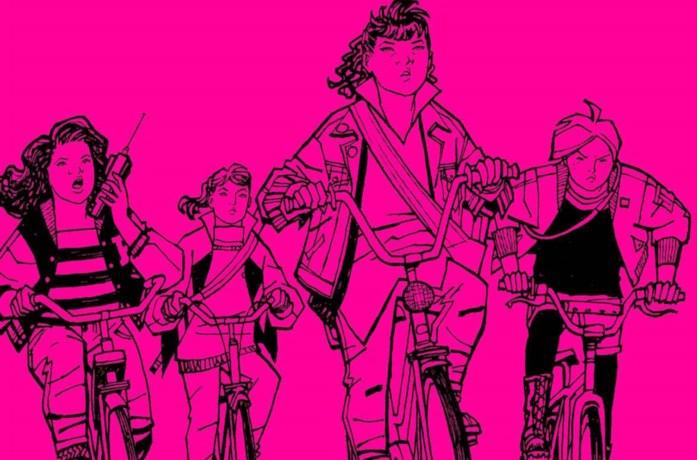 Paper Girls, su Prime Video la nuova serie dai fumetti bestseller di Brian K. Vaughan e Cliff Chiang zerkalo spettacolo