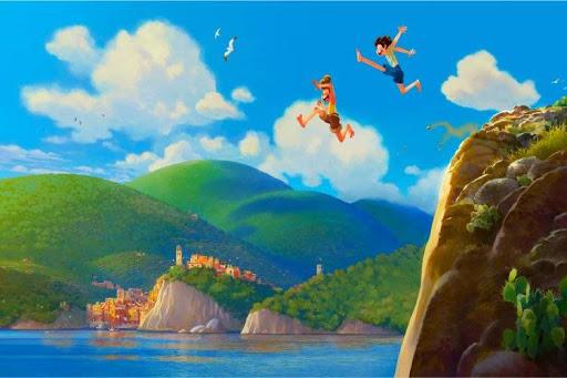Luca, il nuovo film originale Pixar sceglie l'Italia: anticipazioni zerkalo spettacolo