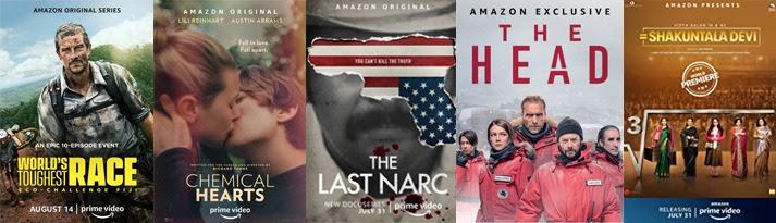 Amazon Prime Video, tutti i film e le serie in arrivo ad agosto zerkalo spettacolo