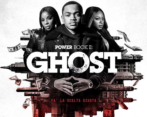 Power Book II: Ghost, anticipazioni sulla nuova serie originale STARZ zerkalo spettacolo