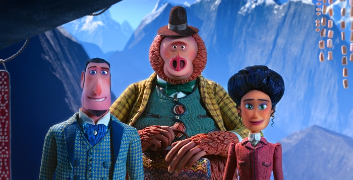 Mister Link, data di uscita e prime immagini del nuovo film d'animazione zerkalo spettacolo