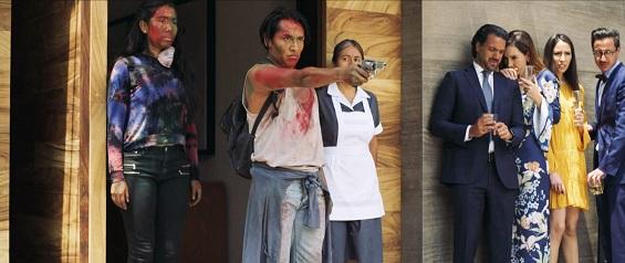 Nuevo Orden, in prima visione su IWONDERFULL il film messicano Leone d'Argento a Venezia 77 zerkalo spettacolo