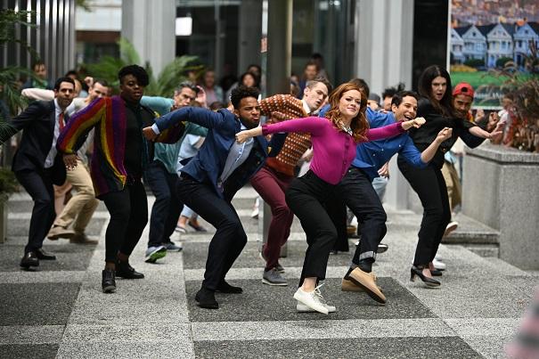 RaiPlay, la stagione autunnale inaugura con Lo straordinario mondo di Zoey zerkalo spettacolo