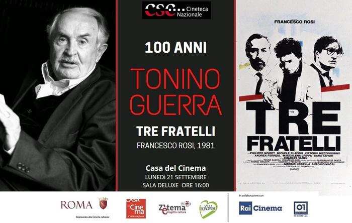 Casa del Cinema, ripartono i Lunedì della Cineteca nazionale. Tra gli ospiti Vinicio Marchioni zerkalo spettacolo