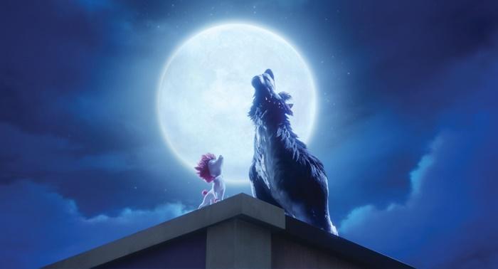 100% lupo, al cinema il film animato con le voci di Captain Blazer e Ninna & Matti zerkalo spettacolo