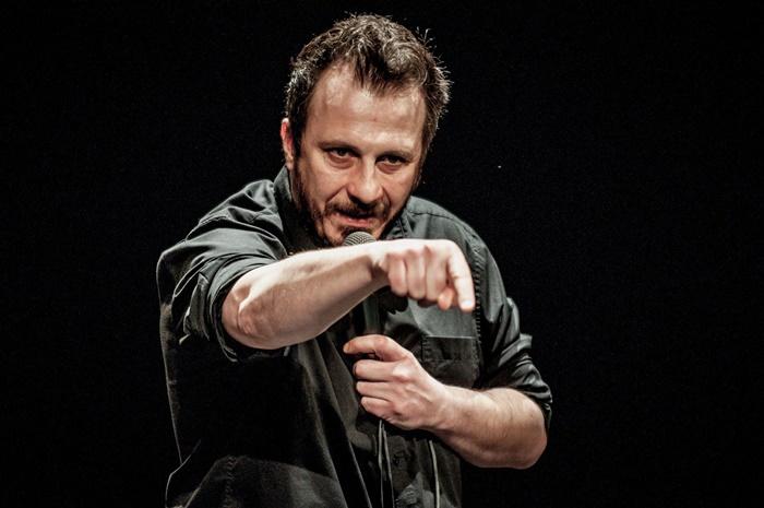 Come Britney Spears - Covid19 Version, alla Sala Umberto il nuovo monologo di Giorgio Montanini zerkalo spettacolo