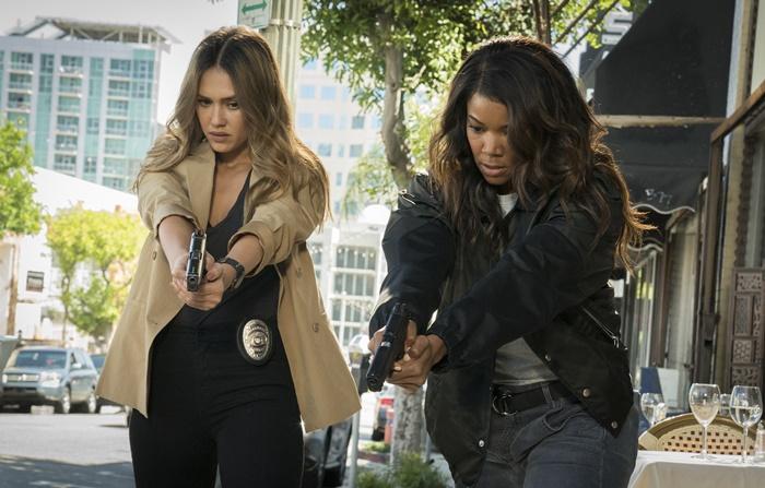 L.A.'s FINEST, la serie action-drama con Jessica Alba e Gabrielle Union dal 9 novembre su Fox zerkalo spettacolo