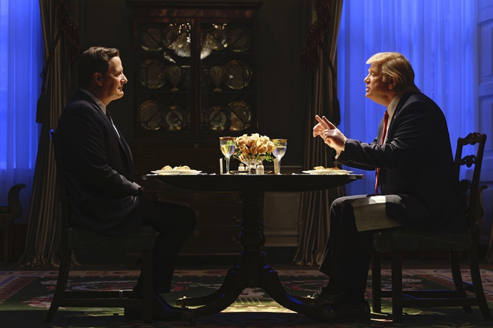 Sfida al Presidente, anticipazioni sul political drama con Jeff DanielseBrendan Gleeson zerkalo spettacolo