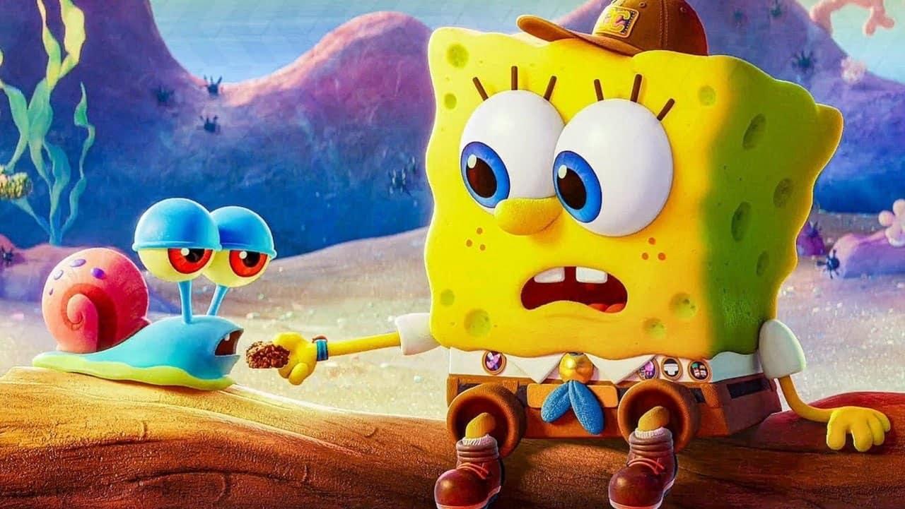 SpongeBob: Amici in fuga, il film d'animazione arriva su Netflix dal 5 novembre zerkalo spettacolo