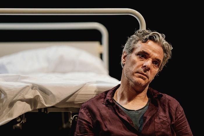 Teatro Argentina, apre la stagione Giacomo Bisordi con Uomo senza meta zerkalo spettacolo