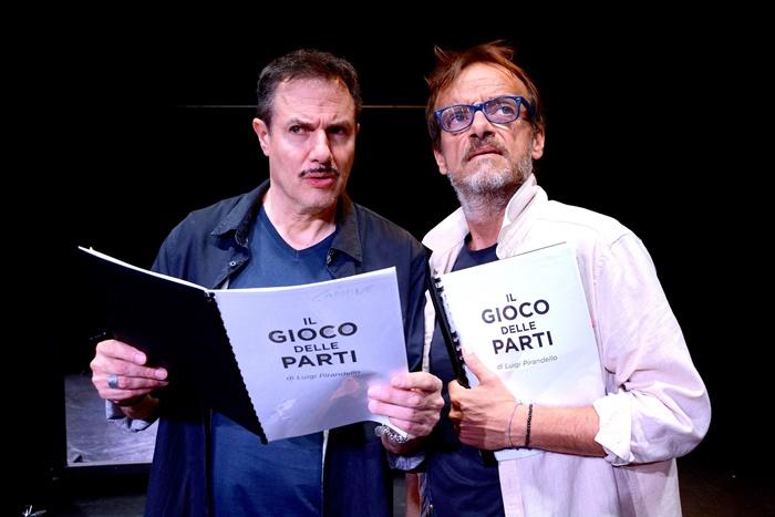 Sala Umberto, si riparte con Maurizio IV con Giampiero Ingrassia e Gianluca Guidi zerkalo spettacolo