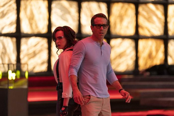 Free Guy – Eroe per Gioco, prime immagini dell'action comedy con Ryan Reynolds e Jodie Comer zerkalo spettacolo