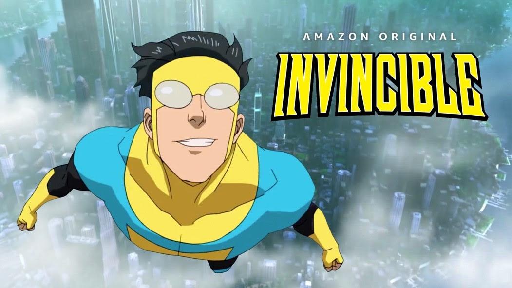 Invincible, anticipazioni sulla serie animata di Kirkman in arrivo su Prime Video nel 2021 zerkalo spettacolo