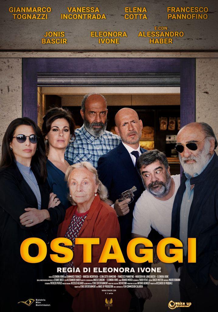 Ostaggi, su Sky PrimaFila Premiere la nuova commedia con Gianmarco Tognazzi e Vanessa Incontrada zerkalo spettacolo