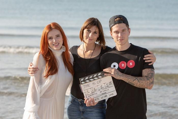 TIME IS UP, anticipazioni sul nuovo film di Elisa Amoruso con Bella Thorne e Benjamin Mascolo zerkalo spettacolo