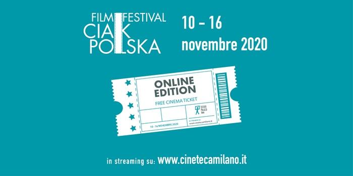 CiakPolska Film Festival 2020, il programma della nuova edizione in streaming zerkalo spettacolo