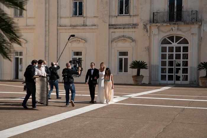 Guardami così, inizio riprese per il corto con Serena Autieri, Giovanni Esposito e Ludovica Nasti zerkalo spettacolo