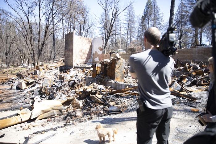 California: Paradiso in fiamme, su National Geographic il nuovo documentario di Ron Howard zerkalo spettacolo