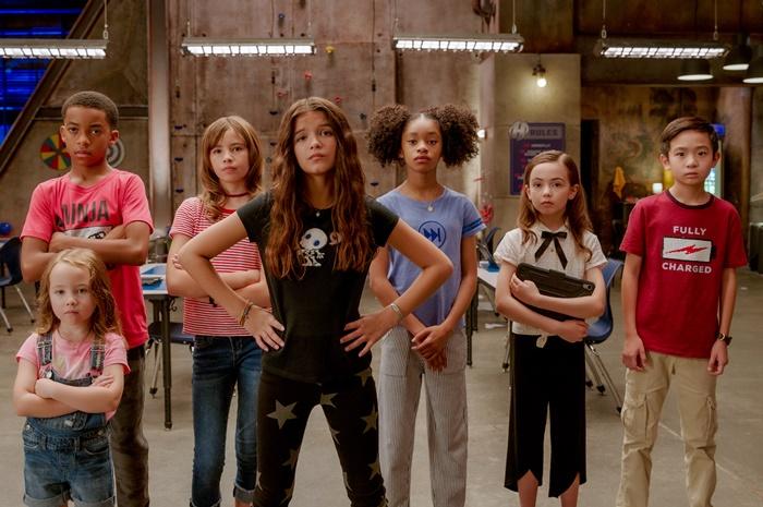 We Can Be Heroes, anticipazioni sul film live action di Netflix in arrivo a gennaio zerkalo spettacolo