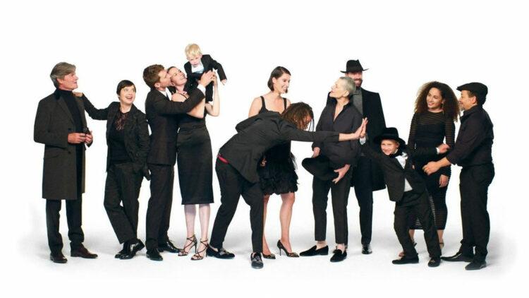 The Rossellinis, il doc sulla famiglia Rossellini on demand dal 20 novembre zerkalo spettacolo