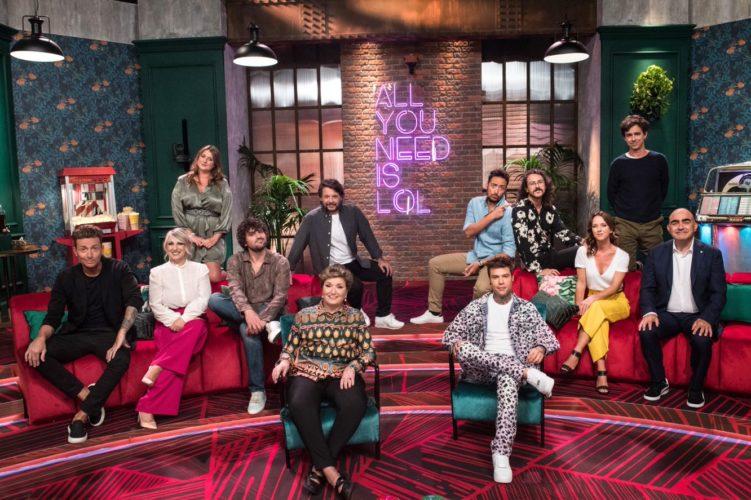 LOL: Chi ride è fuori, anticipazioni sul nuovo comedy show italiano Amazon Original zerkalo spettacolo