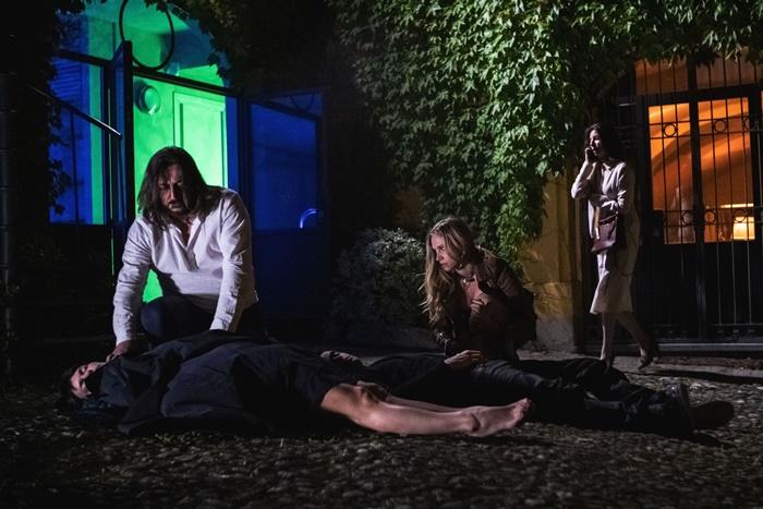 Nella Scatola Nera, il sequel della serie crime italiana dal 7 dicembre su Amazon Prime Video zerkalo spettacolo
