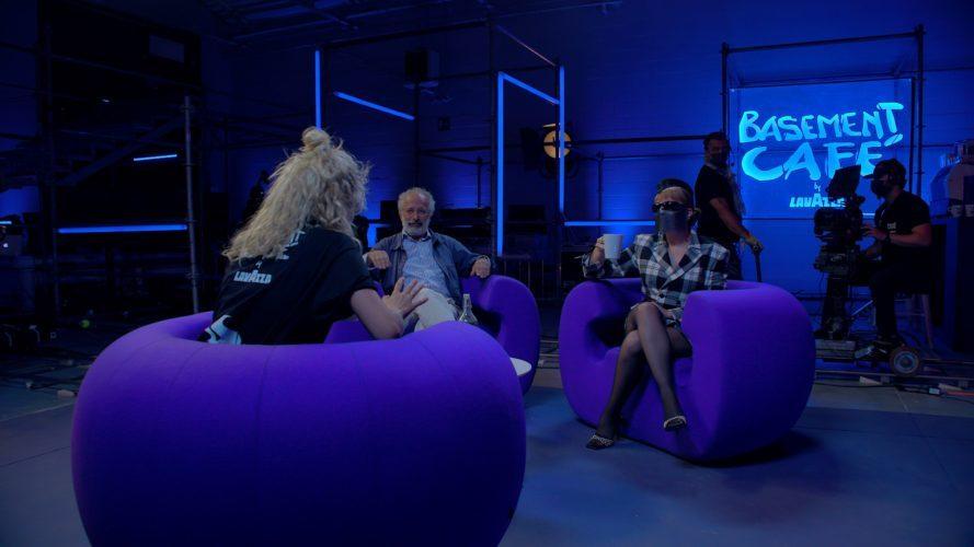 Basement Café 3, la nuova puntata condotta da Sofia Viscardi con Myss Keta e Gad Lerner zerkalo spettacolo