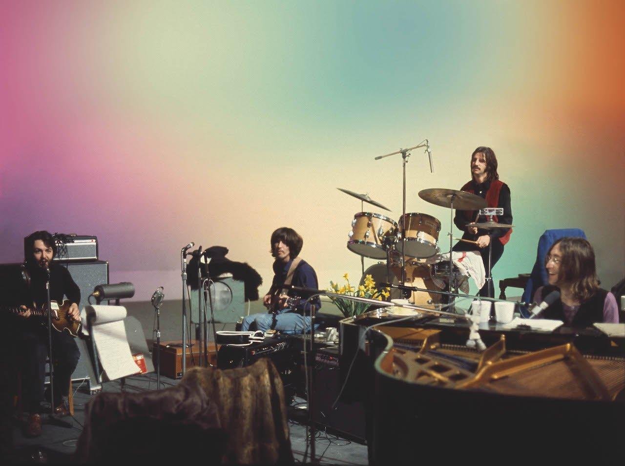 The Beatles: Get Back, prime immagini esclusive del documentario musicale di Peter Jackson zerkalo spettacolo