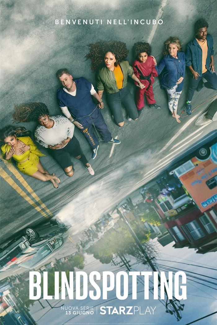 Blindspotting, tutto sulla nuova serie comedy di Starz con Jasmine Cephas Jones e Helen Hunt zerkalo spettacolo