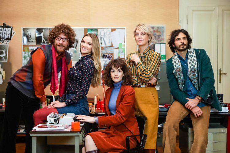 Made In Italy, su Canale 5 la fiction sugli esordi dei grandi stilisti italiani zerkalo spettacolo
